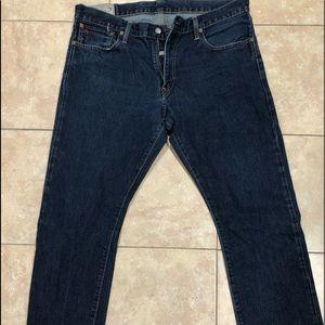 Ralph Lauren varick slim straight jeans